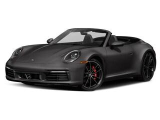 2020 Porsche 911 Carrera S Cabriolet