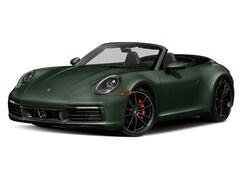 2020 Porsche 911 Carrera Convertible