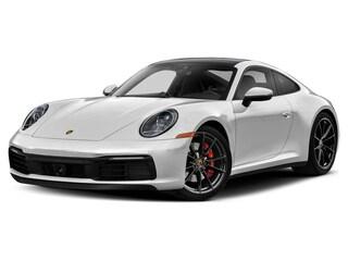 2020 Porsche 911 Coupe