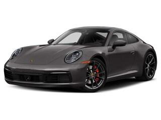 2020 Porsche 911 Carrera 4S Coupe