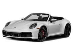 2020 Porsche 911 Carrera 4S Convertible