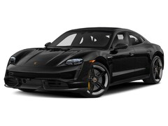 2020 Porsche Taycan Turbo S Sedan