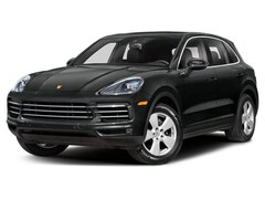 New 2020 Porsche Cayenne Turbo Sport Utility Burlington, MA
