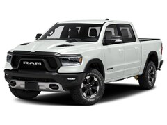 New 2020 Ram 1500 REBEL CREW CAB 4X4 5'7 BOX Crew Cab for sale in Cooperstown, ND at V-W Motors, Inc.