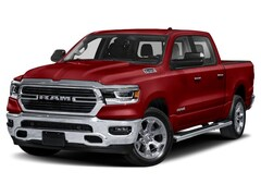 New 2020 Ram 1500 BIG HORN CREW CAB 4X4 5'7 BOX Crew Cab Lodi California