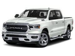 New 2020 Ram 1500 BIG HORN CREW CAB 4X4 5'7 BOX Crew Cab 1C6SRFFT8LN218821 for Sale in Elkhart IN