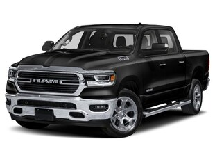 2020 Ram 1500 BIG HORN CREW CAB 4X4 5'7 BOX Crew Cab 1C6SRFFT7LN111405