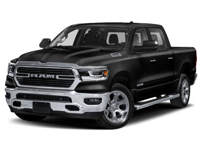 New 2020 Ram 1500 BIG HORN CREW CAB 4X4 5'7 BOX Crew Cab Frankenmuth