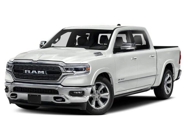 New 2020 Ram 1500 LIMITED CREW CAB 4X4 5'7 BOX Crew Cab San Angelo, TX