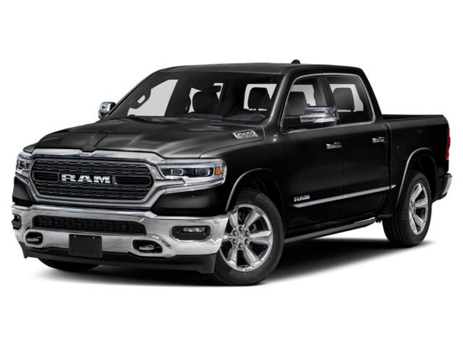 New 2020 Ram 1500 LIMITED CREW CAB 4X4 5'7 BOX Crew Cab Duluth