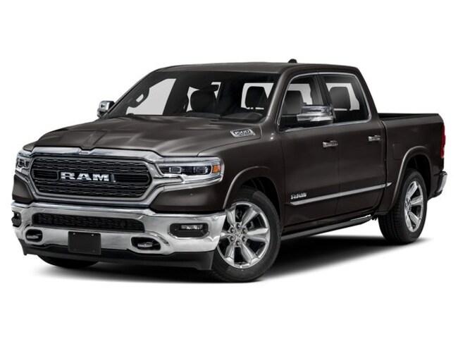 2020 Ram 1500 LIMITED CREW CAB 4X4 6'4 BOX Crew Cab