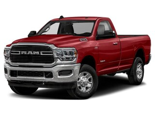 Commercial work vehicles 2020 Ram 2500 TRADESMAN REGULAR CAB 4X4 8' BOX Regular Cab for sale near you in Blairsville, PA