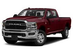 New 2020 Ram 2500 TRADESMAN CREW CAB 4X4 6'4 BOX Crew Cab for Sale near Durham, NH, at Poulin Chrysler Dodge Jeep Ram