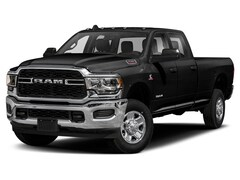 New 2020 Ram 2500 BIG HORN CREW CAB 4X4 6'4 BOX Crew Cab for Sale near Durham, NH, at Poulin Chrysler Dodge Jeep Ram