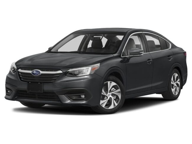 New 2020 Subaru Legacy Premium Sedan Near Indianapolis