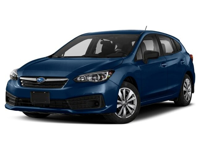 2020 Subaru Impreza Base Model 5-door