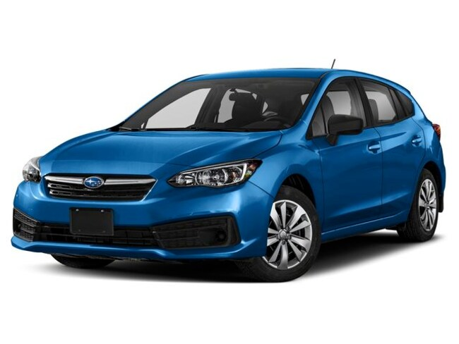 New 2020 Subaru Impreza Base Model 5-door in Bangor