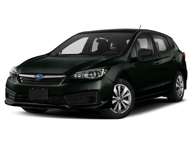 New 2020 Subaru Impreza standard model Hatchback in Bangor