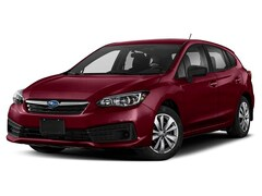 New 2020 Subaru Impreza standard model Hatchback in Sacramento, California