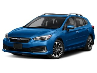 New 2020 Subaru Impreza Limited Hatchback in Cary, NC