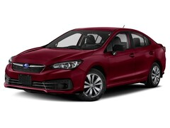New 2020 Subaru Impreza standard model Sedan Utica, NY