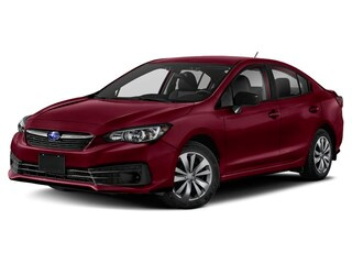 New 2020 Subaru Impreza Sedan Houston