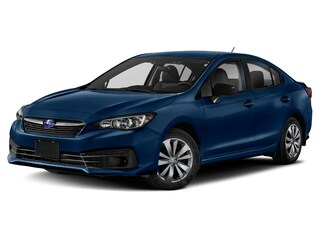 New 2020 Subaru Impreza standard model Sedan in Tilton, NH