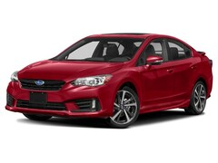 New 2020 Subaru Impreza Sport Sedan 4S3GKAL66L3604251 in Cheyenne, WY at Halladay Subaru