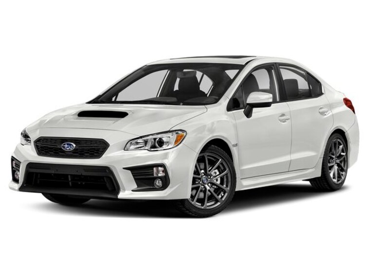 New Subaru 2020 Subaru WRX Premium Sedan for sale in Boise, ID