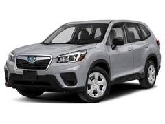 New 2020 Subaru Forester standard model SUV JF2SKADC0LH402783 for Sale in McHenry, IL