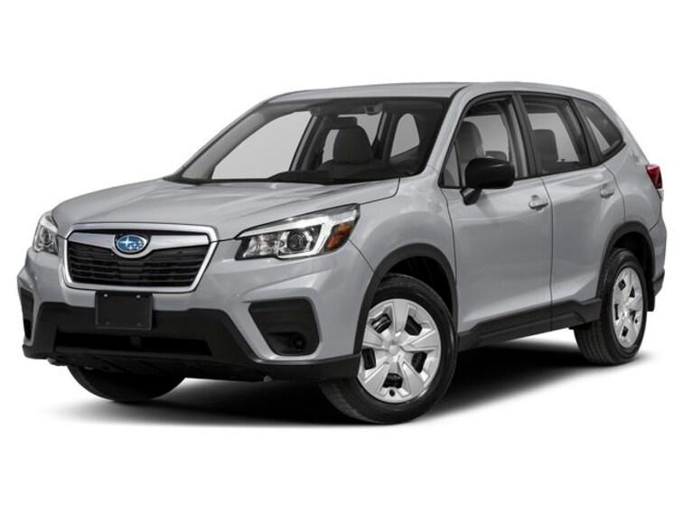 New 2020 Subaru Forester standard model SUV For Sale in Oshkosh, WI