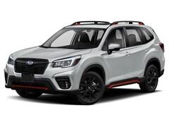 New 2020 Subaru Forester Sport SUV N448694 in Wichita, KS