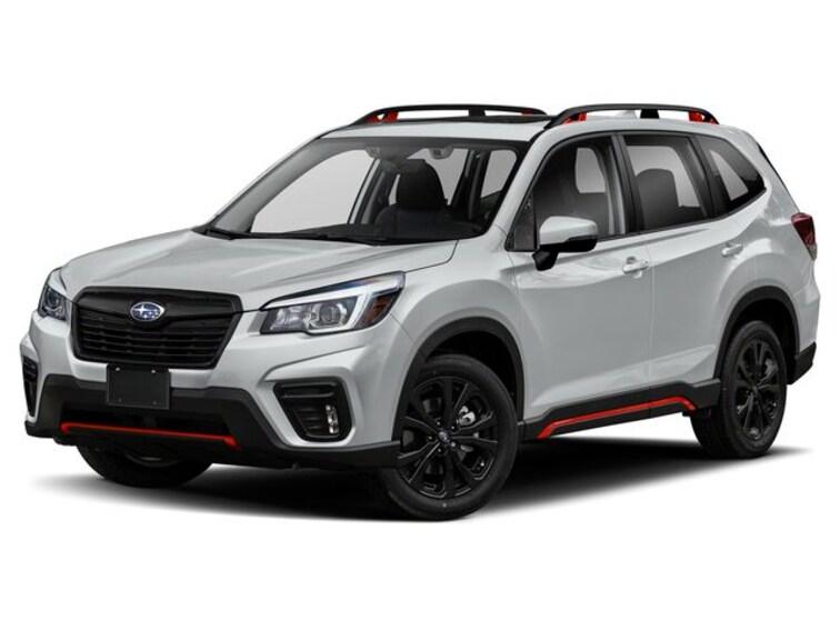 New 2020 Subaru Forester Sport SUV for sale in Burnsville, MN