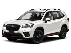 New 2020 Subaru Forester Sport SUV JF2SKARCXLH400760 Naples