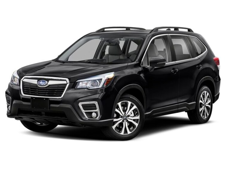2020 Subaru Forester Limited SUV