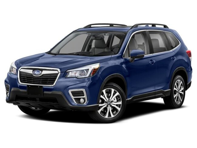 New 2020 Subaru Forester Limited SUV in Centennial, CO