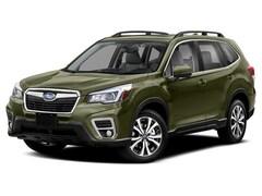 New 2020 Subaru Forester Limited SUV JF2SKAUC5LH404206 in Pueblo, CO