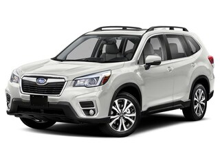 New 2020 Subaru Forester Limited SUV JF2SKAUC3LH402406 for sale in Freehold