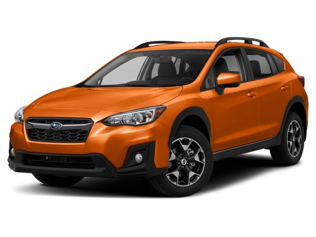 New 2020 Subaru Crosstrek standard model SUV in Bangor