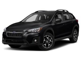 2020 Subaru Crosstrek standard model