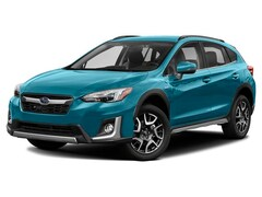 2020 Subaru Crosstrek Hybrid standard model SUV