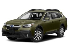 new 2020 Subaru Outback Premium SUV 4S4BTACC9L3101161 for sale near Watertown
