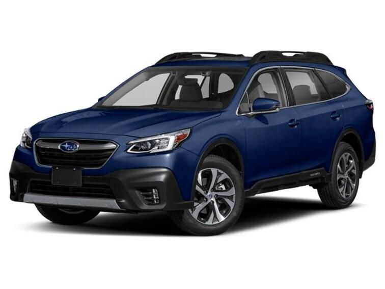 New 2020 Subaru Outback Limited SUV in Cortlandt Manor, NY