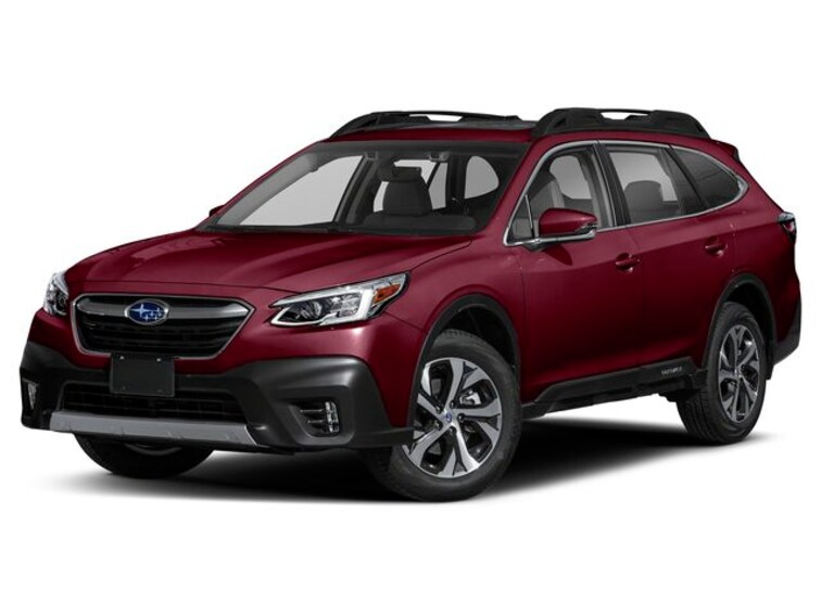 New 2020 Subaru Outback Limited SUV For Sale Spartanburg SC