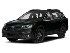 New 2020 Subaru Outback Onyx Edition XT SUV For Sale In Rockford, IL