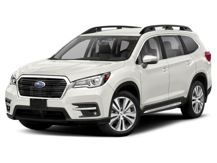 New 2020 Subaru Ascent Limited 8-Passenger SUV in Eugene