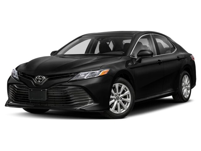 New 2020 Toyota Camry LE Sedan in Laredo, TX