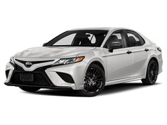 Buy a 2020 Toyota Camry Nightshade Sedan For Sale in Augusta