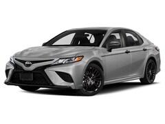 New 2020 Toyota Camry Nightshade Sedan