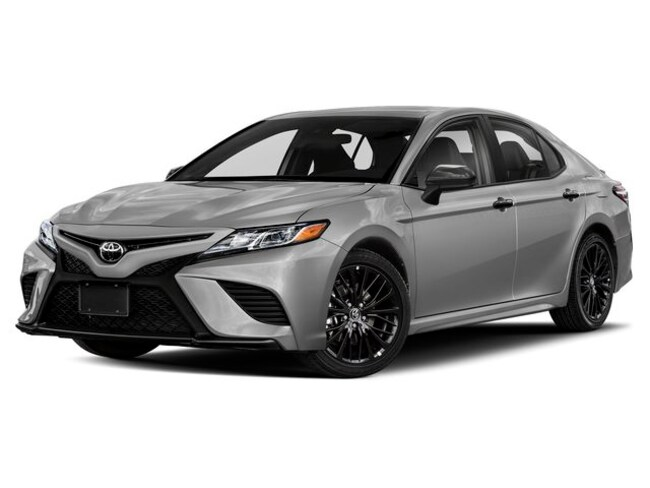 New 2020 Toyota Camry Nightshade Sedan For Sale/Lease Oneonta, NY